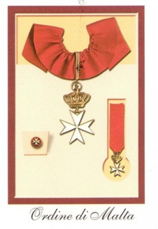 Set Medaglie Ordine di Malta  Art.Fav.42