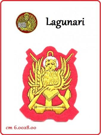 Patch Ricamata Lagunari Mao Marò Marina Militare Italiana Incursori Art.NSD-MARO