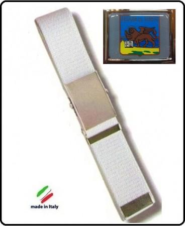Cintura Canapa Regione Veneto Polizia Locale  Vetrificato Art.CIN-54