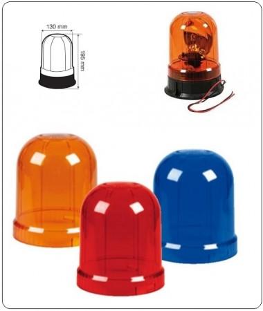 Lampeggiante Omologato  E4 R65 Rotante Alogeno Lampa FAST Art. RH-1