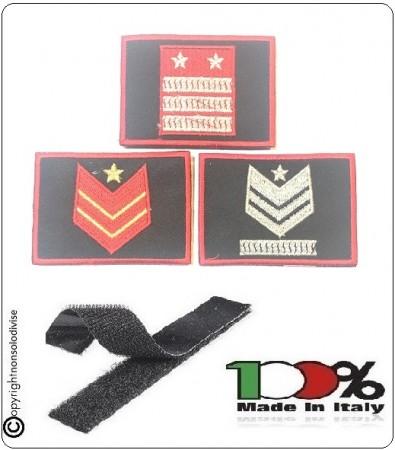 Gradi Tuta o Camicia  Ordine Pubblico Carabinieri con Velcro Nuovi Gradi Riforma Scegli il tuo Grado.. Art.CC-NEW-9