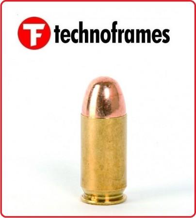 Replica Di Cartuccia Dummy 45 ACP Libera Vendita Technoframes Art.TFR1S-001