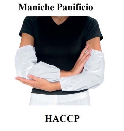 Maniche in Cotone Panificio Isacco Art.117000
