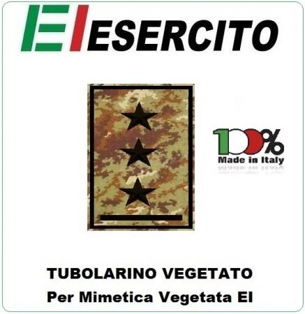 Gradi Tubolarini Vegetati Esercito Italiano Primo Capitano Art.TUB-C1