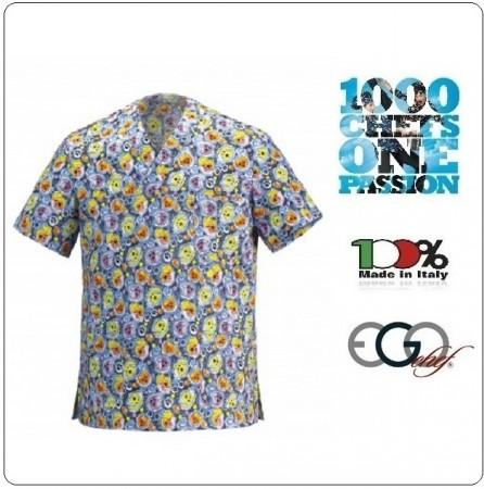 Casacca Leonardo Medicale Dogs & Cats Cani e Gatti Medico Infermiere Dentista Ego Chef italia Art.5500146A
