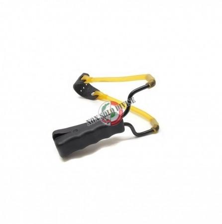Fionda Professionale Caccia Poligono Tempo Libero Idea Regalo ROYAL Art. R016