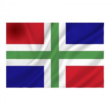 Bandiera Flag Groningen 100x150 Eco  Art.447200-085