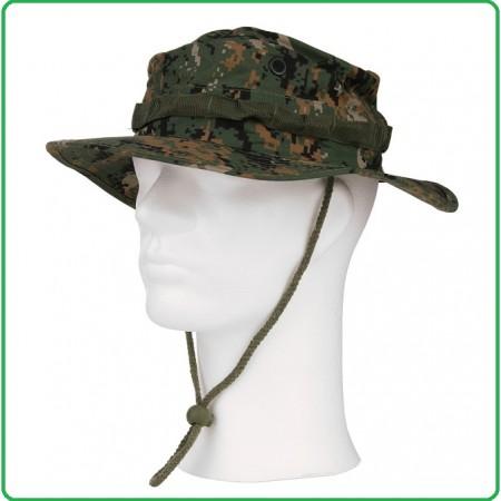 Cappello Berretto Mimetico Jungle Marpat  Art.SBB-73