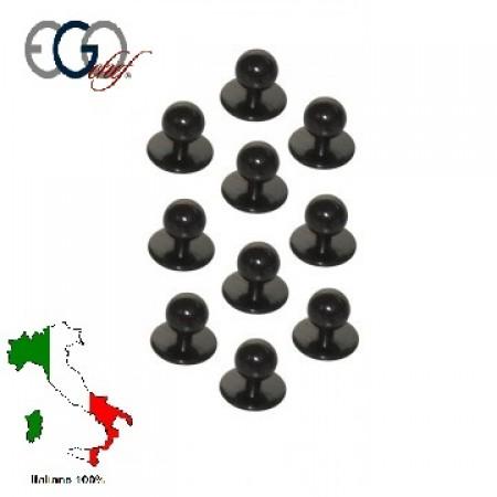 Bottone Per Giacca Cuoco Back Ego Chef Italia Art.640002