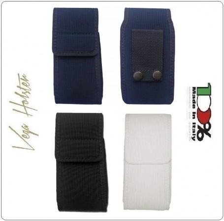 Porta Smartphone o Cellulare in Cordura da Cinturone 2R28 Novità Vega Holster Art. 2R38