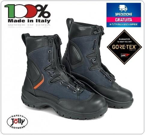 Anfibio Scarponcino Jolly Italia Forest Rescue Boot Emergenza Soccorso 118  CRI Art.6200/GA
