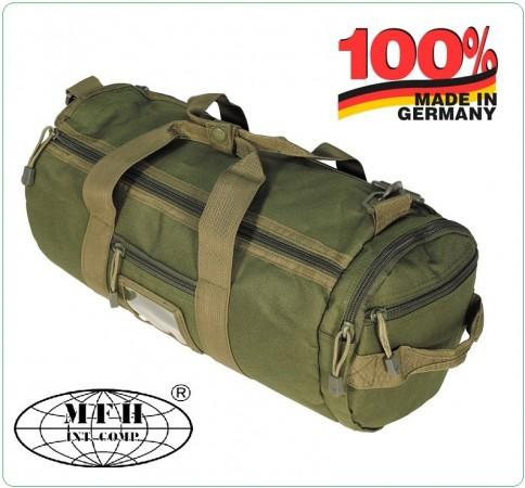 Sacca Zaino Borsa Verde OD Militare Sistema Molle MFH Germany Art.30652B