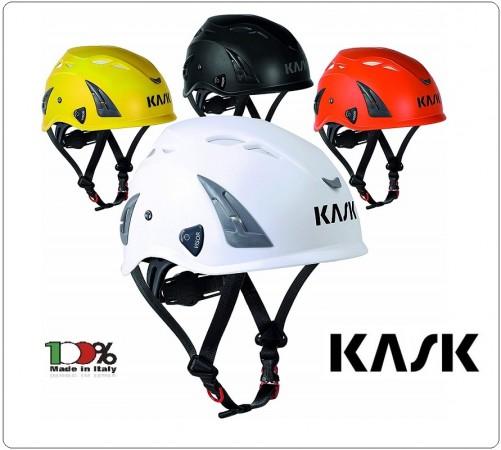 Casco Soccorritore Emergenza Originale Kask Italia Plasma AQ Personalizza Tutti i Colori Art.WHE00008