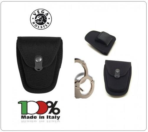 Porta Manette Portamanette in Cordura Termoformata Vega Holster  Art.2FP25