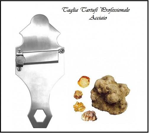 Taglia Tartufi Professionale in Acciaio Art.ST2028