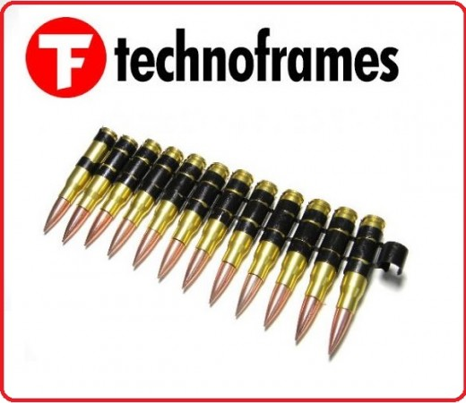 Replica Di Cartuccia Dummy 30-06 Libera Vendita Technoframes Art.TFR2S-029