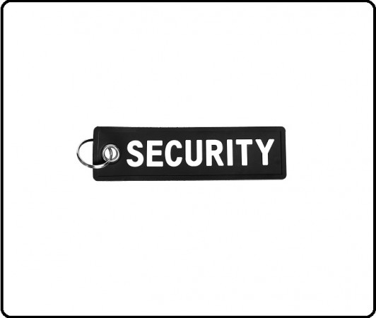 Portachiavi in PVC Security a Rilievo Art.251550-3600