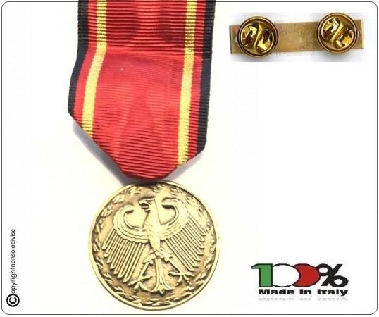 Medaglia Nuovo Modello Tedesca con Supporto a Clip Art.TED-X