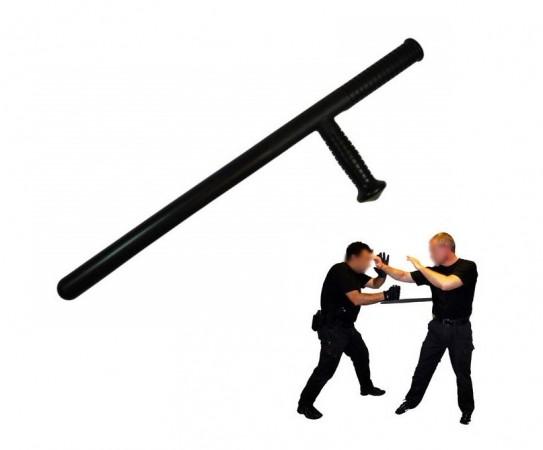 Bastone Modello Tondo Arti Marziali Difesa Personale Anti Sommossa Carabinieri Polizia Sport Modello US Mil Tec  Art.16213000