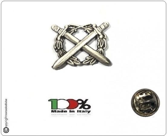 Pins Distintivo Spilla Encomio Argento Polizia di Stato Art.EN-04