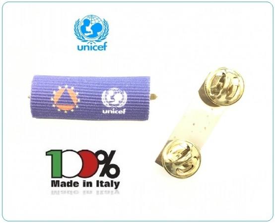 Nastrino In Tessuto per Vigili Del Fuoco e Protezione Civile UNICEF Tuscan New Art.TU-UNI