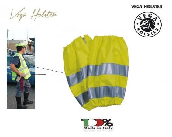 Manicotti Alta Visibilità Gialli Polizia Carabinieri Vega Holster Italia Polizia Carabinieri Polizia Locale Municipale Art. 4AV01