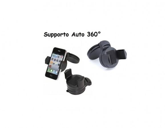 Supporto da Auto iPhone Cellulari  IPOD  MP3  MP4  Universale FINE SERIE OFFERTA Art.SUPP-1
