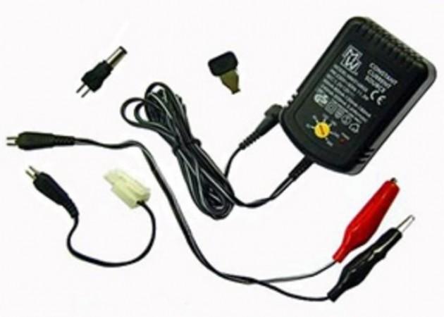 Carica Batterie Caricabatterie Universale NO LIPO ULTIMI PEZZI  Art. CBA2