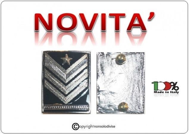 Grati Metallo Nuovo Tipo Brigadiere Capo Carica Speciale Carabinieri Art.NSD-LU3