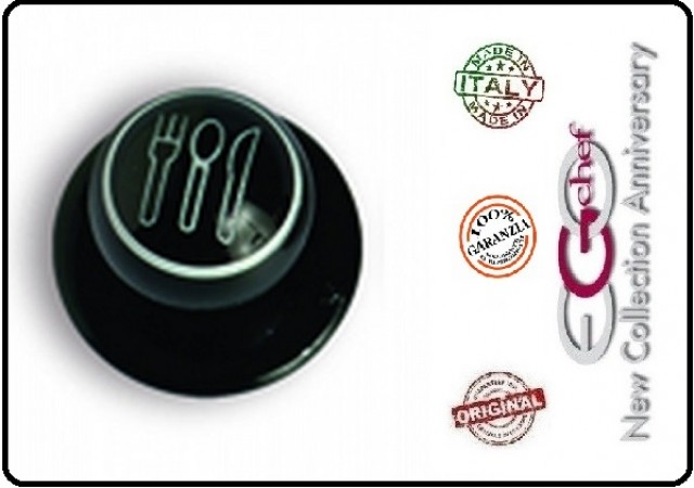 Bottone Per Giacca Cuoco Chef  Ego Posate Chef  Art.640412
