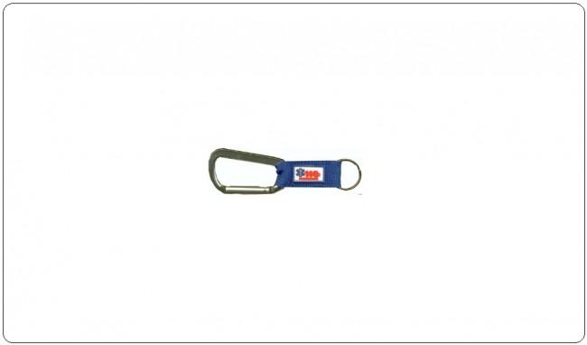 Portachiavi Porta Chiavi a Moschettone 118 Soccorso Sanitario  Art.95029S118