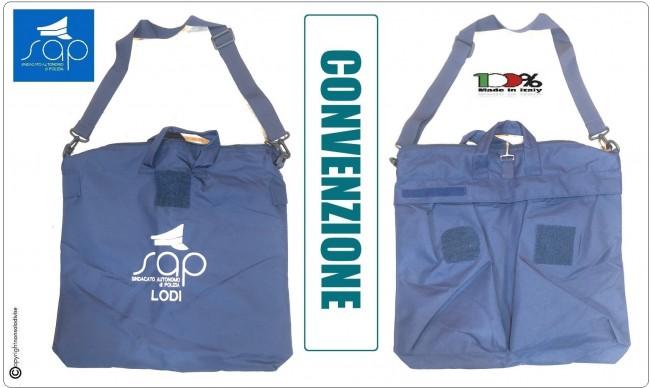 Sacca Zaino Portacasco Porta Casco Helmtasche Helmet Laptop Bag con Logo Ricamato NON IN VENDITA SAP RICHIEDI PREVENTIVO Art.BOG-SAP