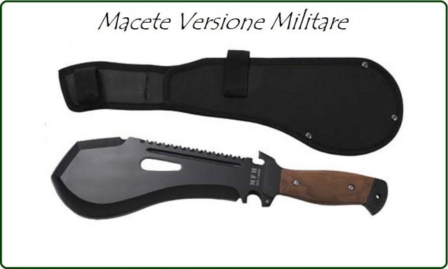 Machete Extrem Modello Militare Kukri Survival MFH Art.27065