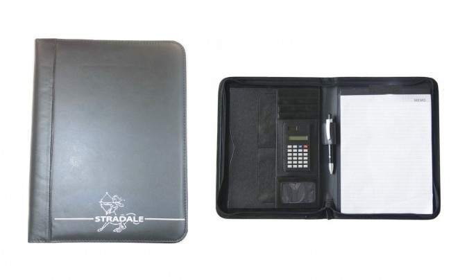 Cartella Pattuglia Porta Blocco Portadocumenti Interventi  Polizia Stradale Art. 10865-STRA