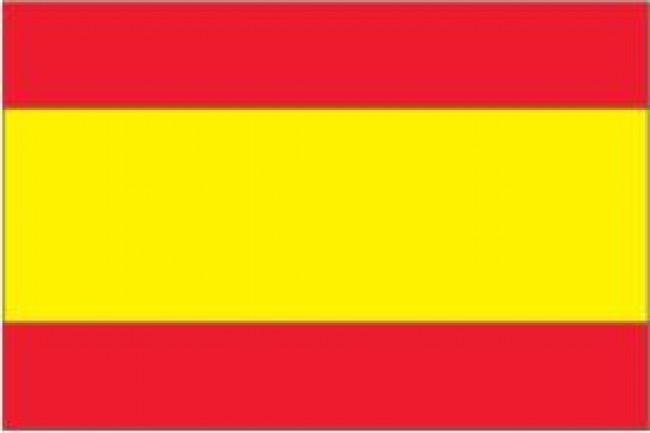 Bandiera Spagna 100x150 Eco Art.Eco-Spagna