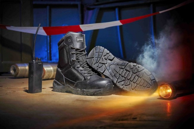 Magnum Viper Pro 8.0 Leather Waterproof Outdoor Stivali SOLID PATROL BOOT Art.M800640