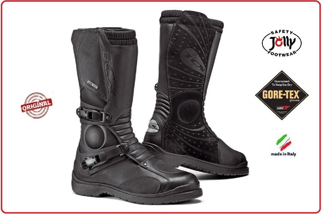 bellissimo aspetto design unico vendita scontata Stivali Moto Motociclista Gore-Tex ® Jolly Infinity 2 Art. 7151/G