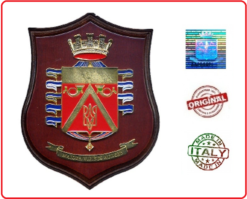 Crest Araldico 3° Reggimento Bersaglieri Prodotto Ufficiale Art.EI32 b6d45d923170
