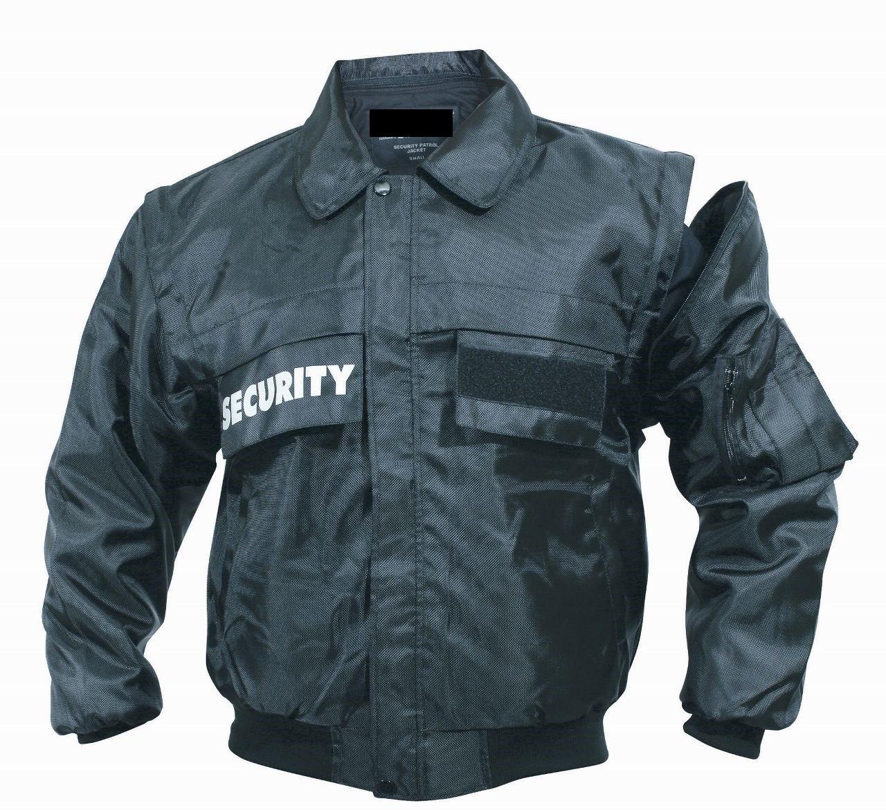 wholesale dealer d2873 03986 Giubbino Giacca Giaccone Security Vigilanza Sicurezza ...