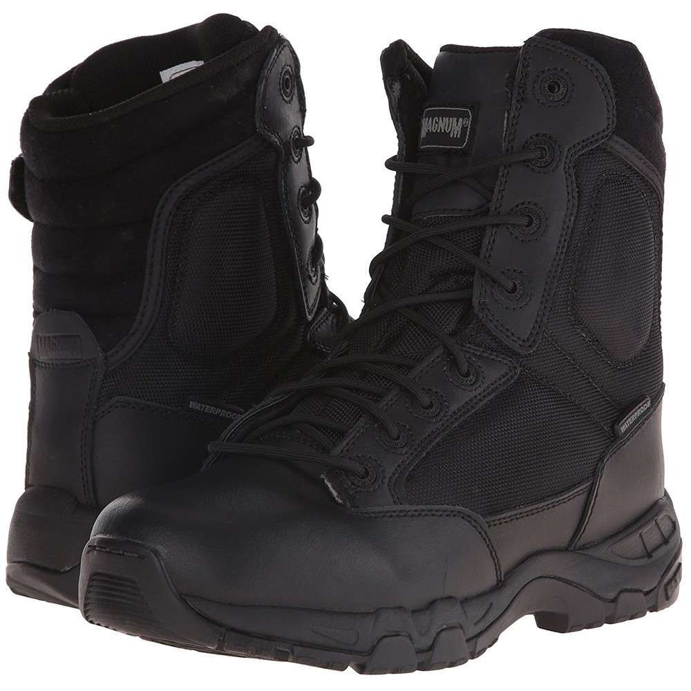 85480e8a05 ... Magnum Viper Pro 8.0 Leather Waterproof Outdoor Stivali SOLID PATROL  BOOT Art.M800640 ...