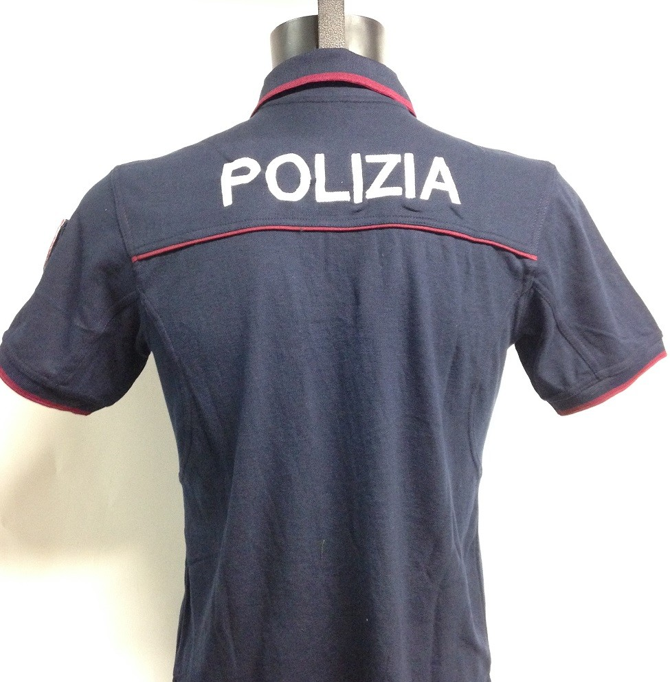 polo polizia di stato modello nuovo vendita riservata art On accessori polizia di stato
