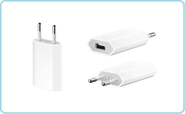 Caricabatterie carica batterie usb da parete per cellulari smartphone samsung iphone ecc art car 1 - Telefoni a parete ...