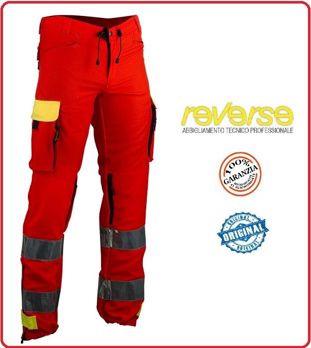 pantaloni professionale certificato delta soccorso sanitario 118 originali  reverse art.503hv  non solo divise