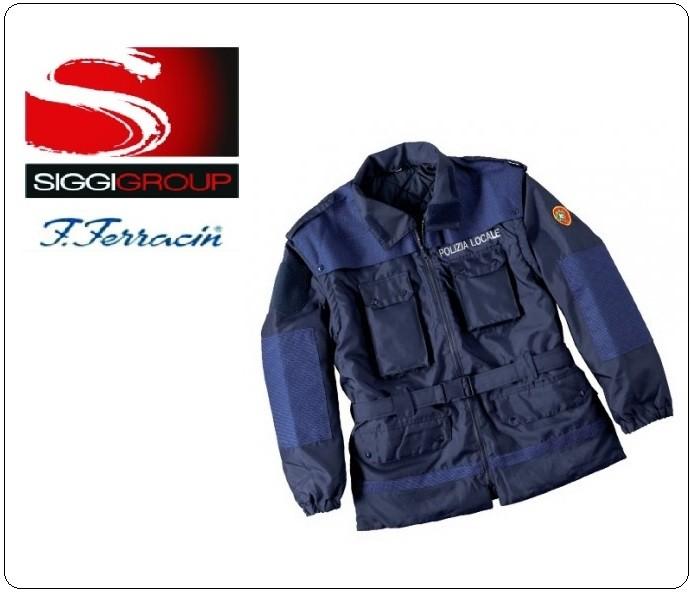 37000 Giacconegore Polizia Locale Lombardia Tex® Giaccone Art qqpBX7w