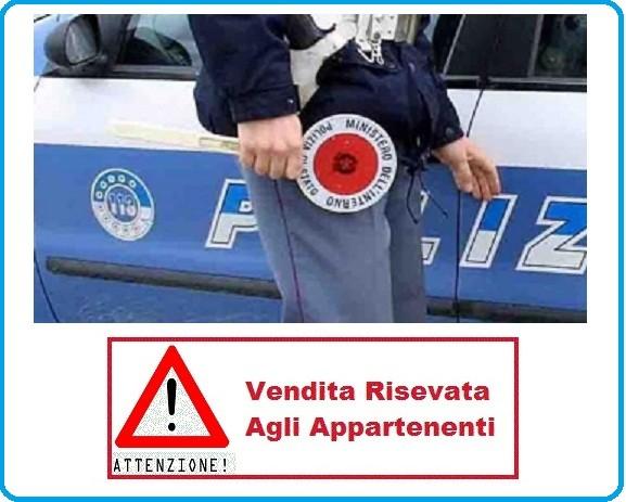 Paletta originale ministero dell 39 interno polizia di stato for Ministero interno p iva
