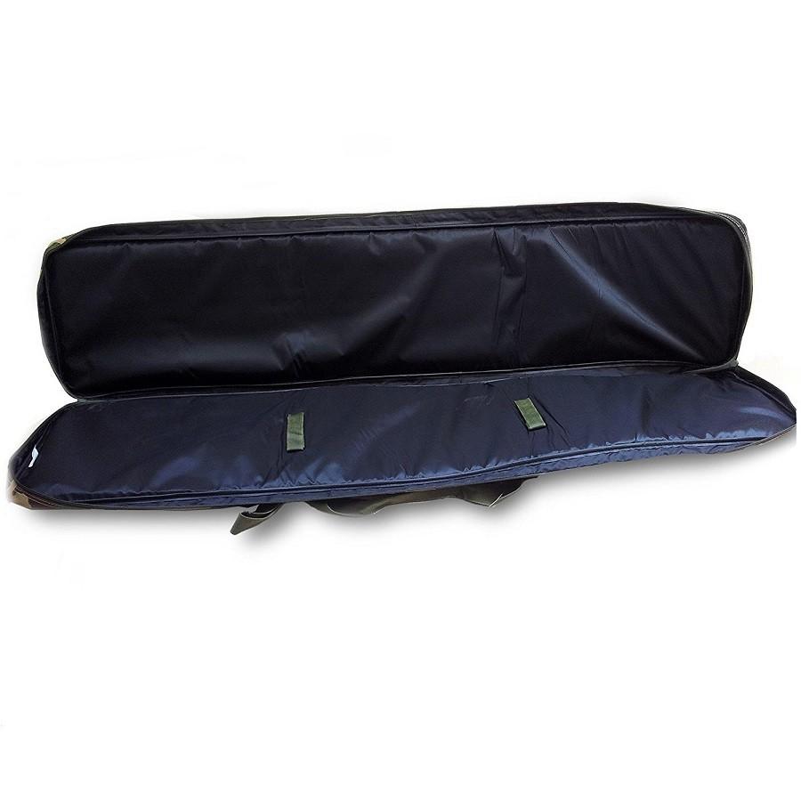 Sacca borsone royal portafucile porta fucile nero soft air - Porta del titano softair ...