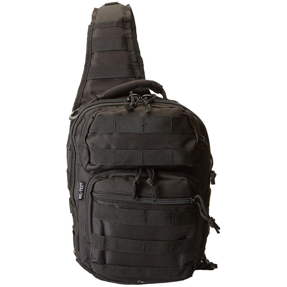 Zaino monospalla porta pistola assault small backpack over - Porta pistola da spalla ...