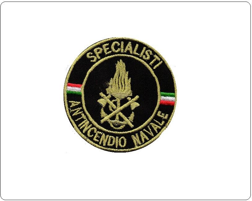Giacca Aeronautica Militare Specialisti Antincendio