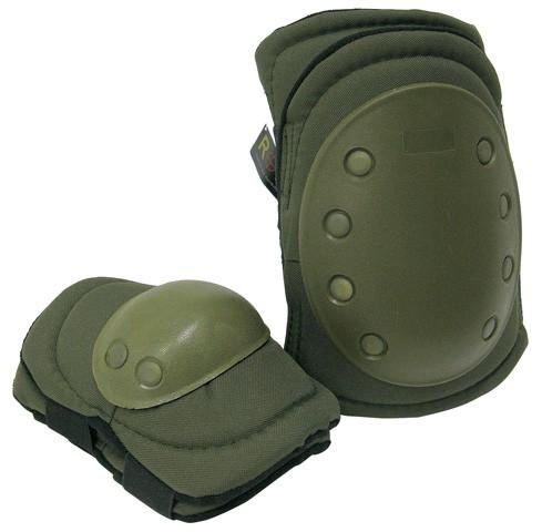 Ginocchiere gomitiere colori nero verde sabbia militare esercito soft air art g1 - Ginocchiere da piastrellista professionali ...