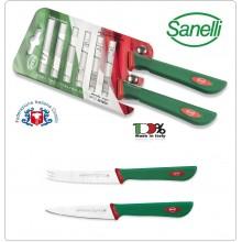Linea Premana Professional Knife Blister Agrumi 11 cm Spilucchino 10 cm Sanelli Italia Art. 603602